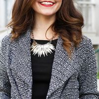 User Generated Content for SLATE Golden Flair Necklace