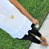 User Generated Content for Gorjana Behati Pendant Necklace