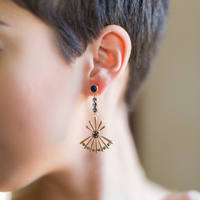 User Generated Content for Perry Street Liberty Drop Earrings