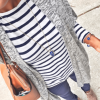 User Generated Content for Kendra Scott Kimmy Necklace in Lapis
