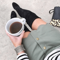 User Generated Content for Kendra Scott Candice Cuff in Gold and Silver