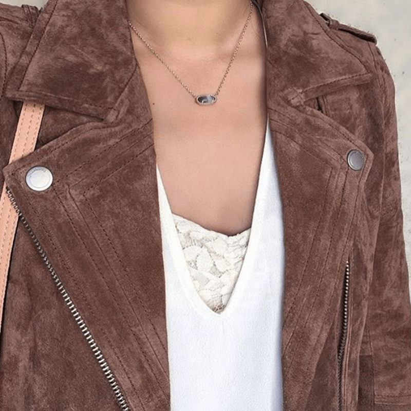 User Generated Content for Kendra Scott Elisa Necklace in Slate