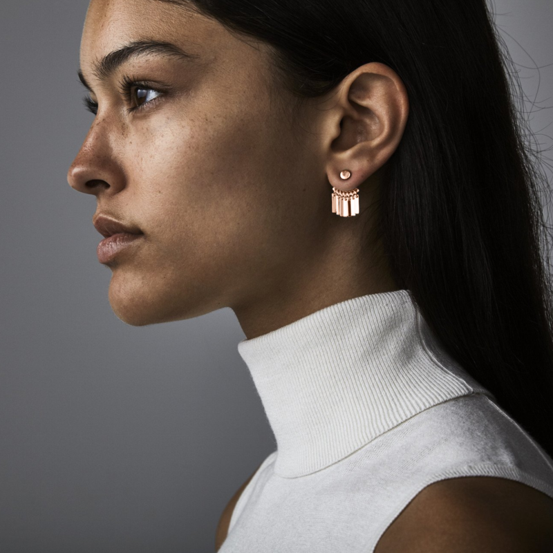 User Generated Content for Jenny Bird Raya Ear Jacket in Rose Gold