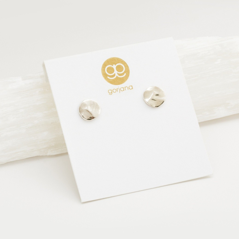 User Generated Content for Gorjana Chloe Small Studs in Silver