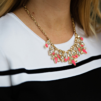 User Generated Content for Perry Street Jenna Necklace in Pink
