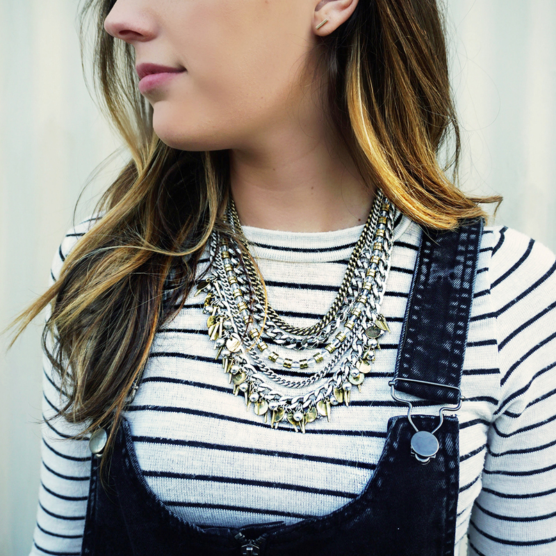 User Generated Content for Jenny Bird Talitha Collar Necklace