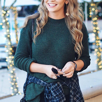 User Generated Content for Kendra Scott Tricia Earrings in Gold