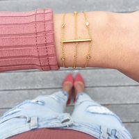 User Generated Content for Gorjana Candice Shimmer Bracelet