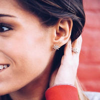 User Generated Content for Perry Street Starburst Studs