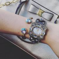 User Generated Content for Loren Hope Octavia Cuff in Crystal Ab