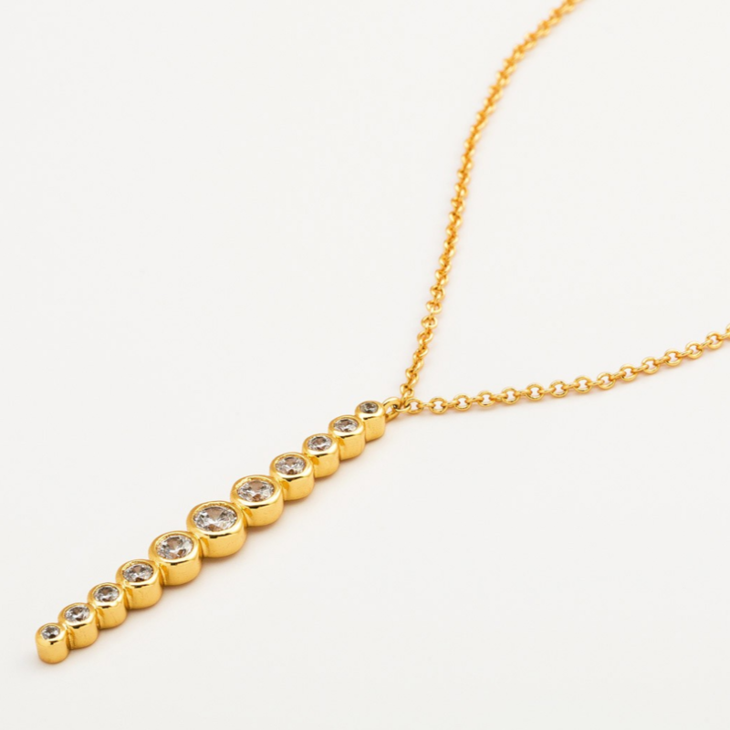 User Generated Content for Gorjana Mae Shimmer Necklace