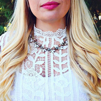 User Generated Content for Perry Street Bella Collar Necklace