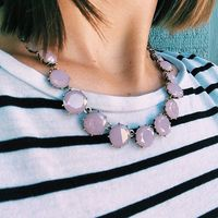 User Generated Content for Perry Street Jacqueline Stone Necklace