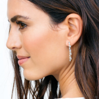 User Generated Content for Gorjana Amara Drop Studs