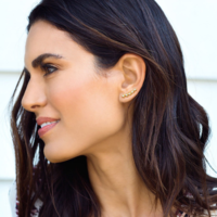 User Generated Content for Gorjana Vivienne Ear Climbers