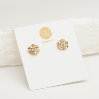 User Generated Content for Gorjana Aurora Large Stud Earrings