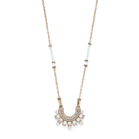 Model Content for SLATE Parker Pendant Necklace