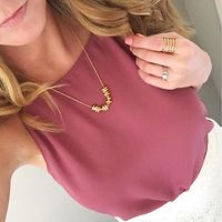 User Generated Content for Gorjana Lori Short Necklace
