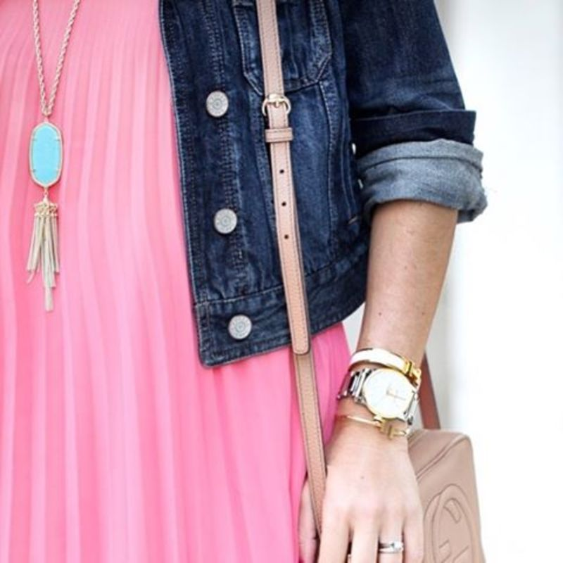 User Generated Content for Kendra Scott Rayne Necklace in Turquoise