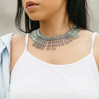 User Generated Content for SLATE Chandra Statement Necklace