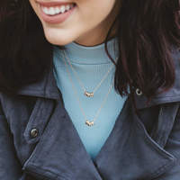 User Generated Content for Sophie Harper Cindy Layering Necklace