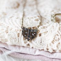 User Generated Content for Perry Street Tori Crystal Pendant Necklace