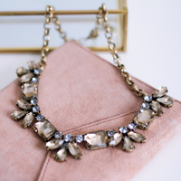 User Generated Content for Perry Street Ciara Statement Necklace in Gold