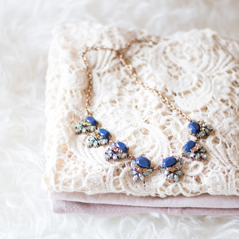 User Generated Content for Perry Street Faye Statement Necklace