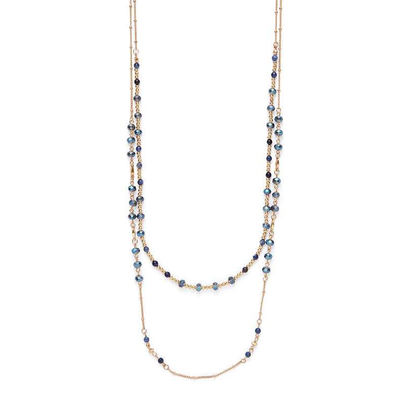 Model Content for Sophie Harper Nila Beaded Necklace