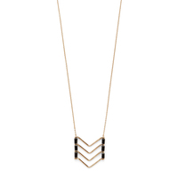 Model Content for SLATE Ada Pendant Necklace
