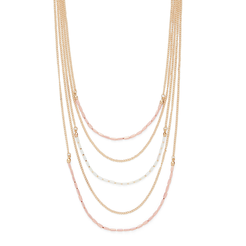 Model Content for Sophie Harper Juliette Layer Necklace