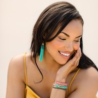 User Generated Content for WILDE Maui Bracelets in Turquoise