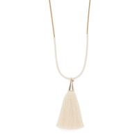 Model Content for Aster Hyacinth Pendant in Cream