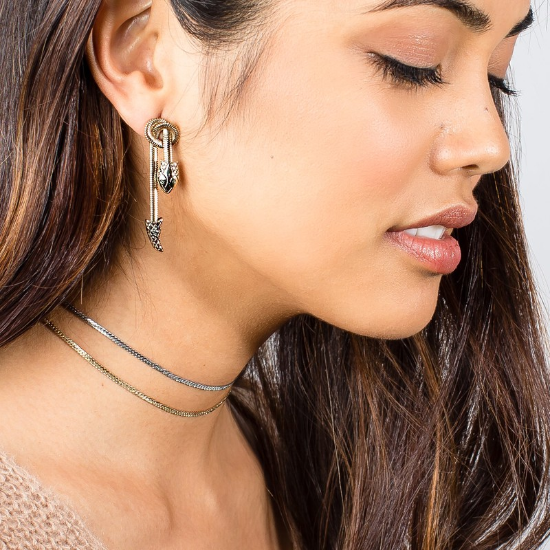 User Generated Content for SLATE Ximena Choker Pack