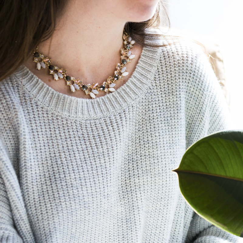User Generated Content for Perry Street Bella Collar Necklace in Silver