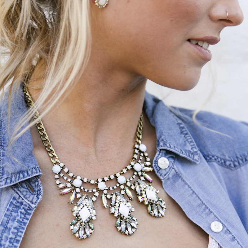 User Generated Content for Perry Street Colette Necklace