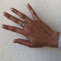 User Generated Content for Rudiment Sunset Stacking Rings