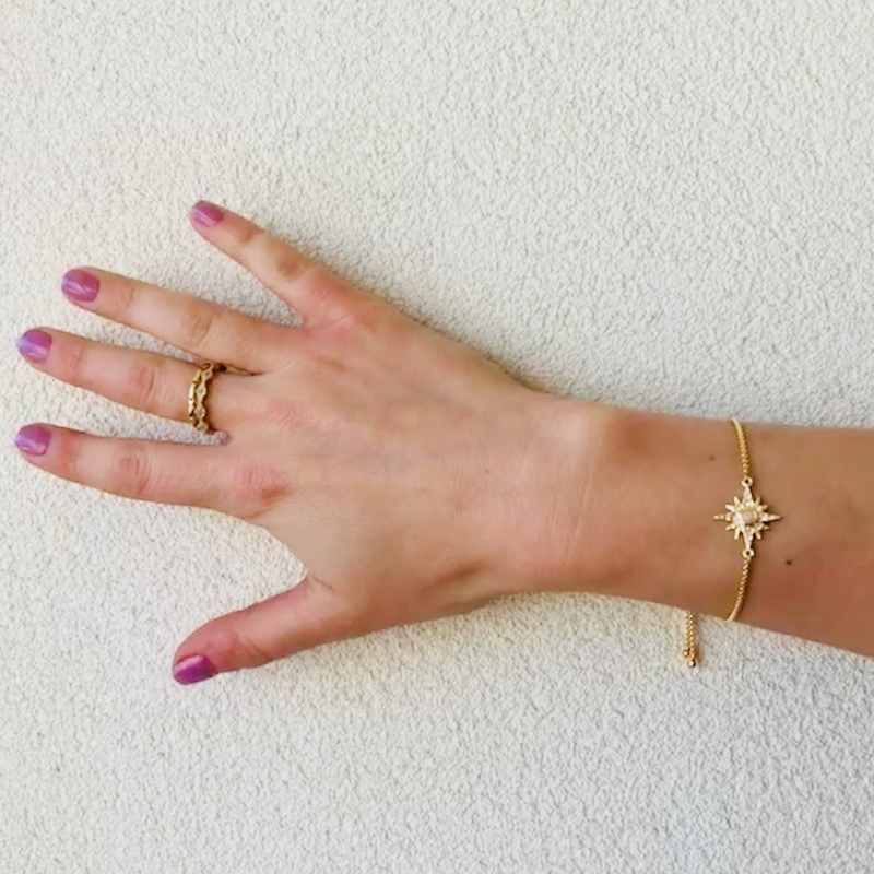 User Generated Content for Rudiment Salito Bracelet in Gold