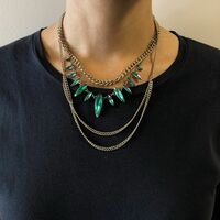 User Generated Content for SLATE Phoenix Necklace