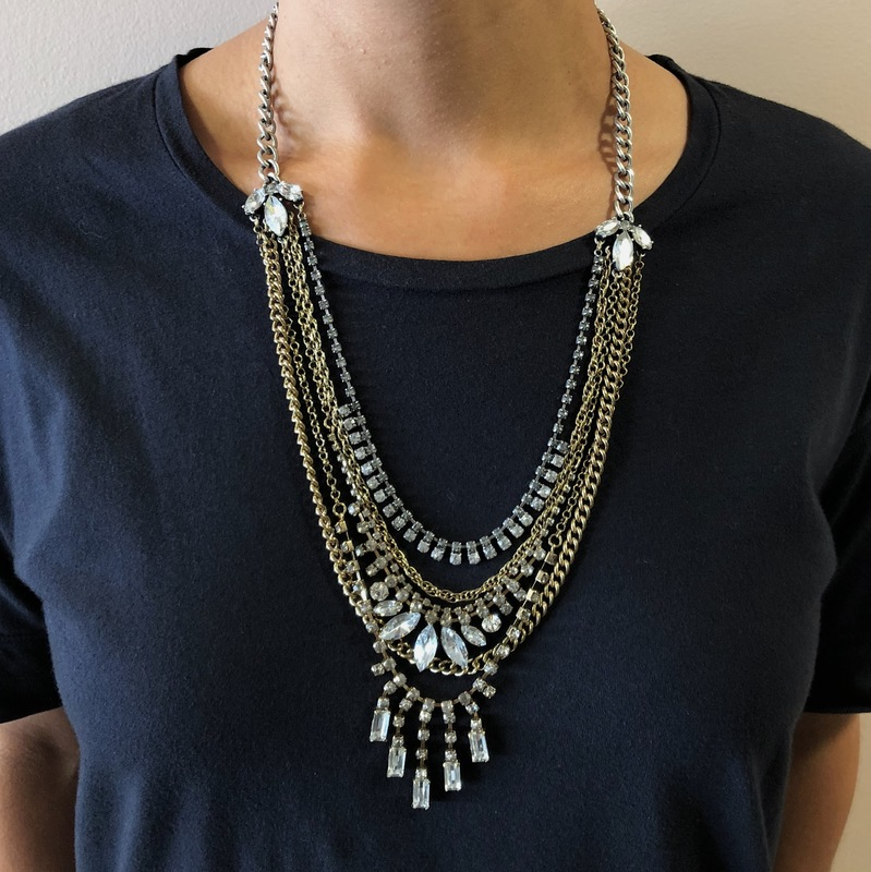User Generated Content for SLATE River Statement Necklace