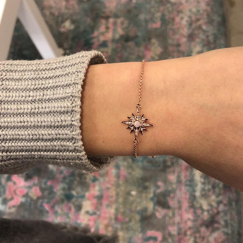 User Generated Content for Rudiment Salito Bracelet in Rose Gold