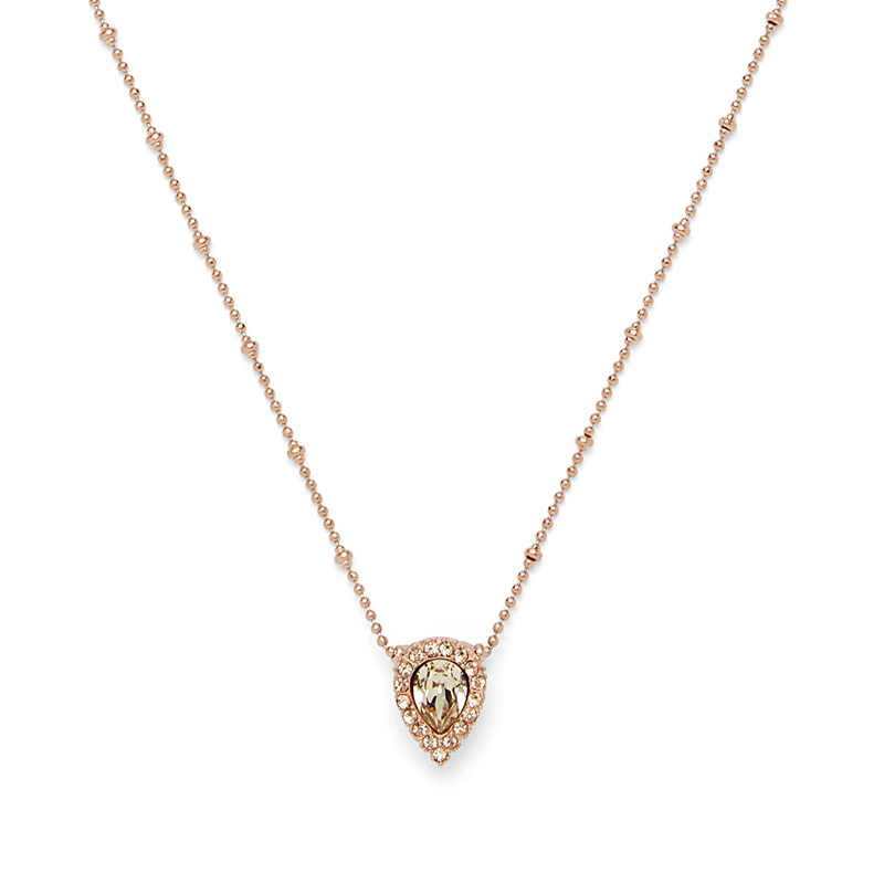 Loren Hope Jamie Necklace in Rose Gold