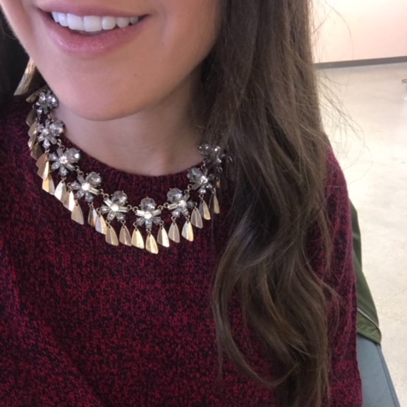 User Generated Content for Perry Street Sadie Statement Neckalce
