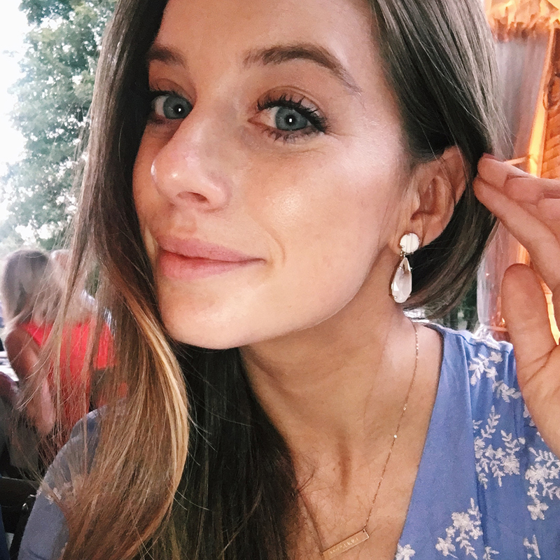User Generated Content for Kate Spade Here Comes the Sun Drop Earrings in White