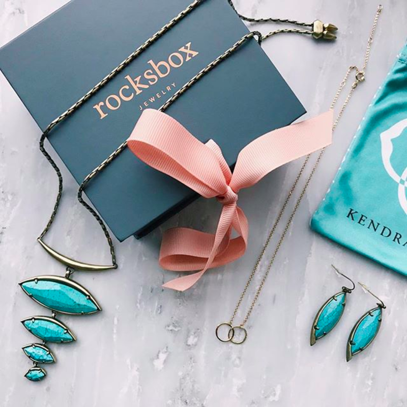 User Generated Content for Kendra Scott Maxwell Earrings in Turquoise Magnesite