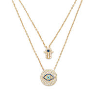 Model Content for Rudiment Haight Ashbury Necklace