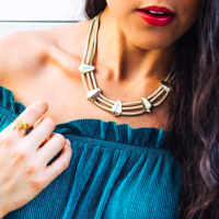 User Generated Content for SLATE Sloane Necklace
