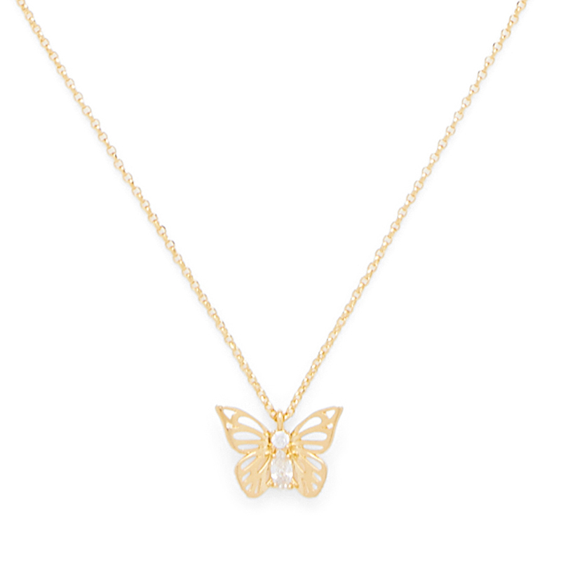 Kate Spade Social Butterfly Mini Pendant