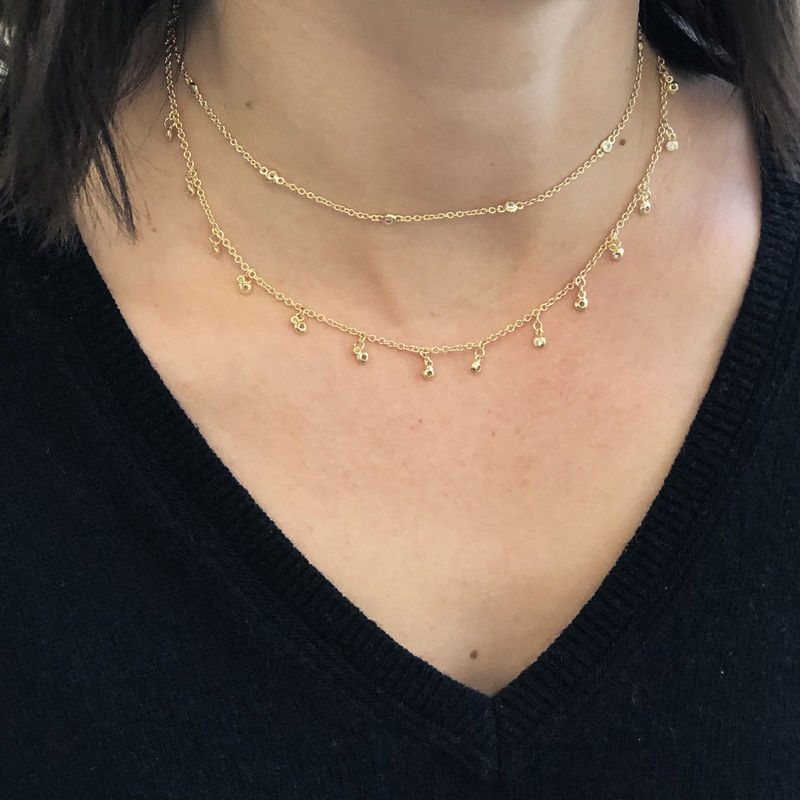 User Generated Content for Rudiment Crissy Choker Set