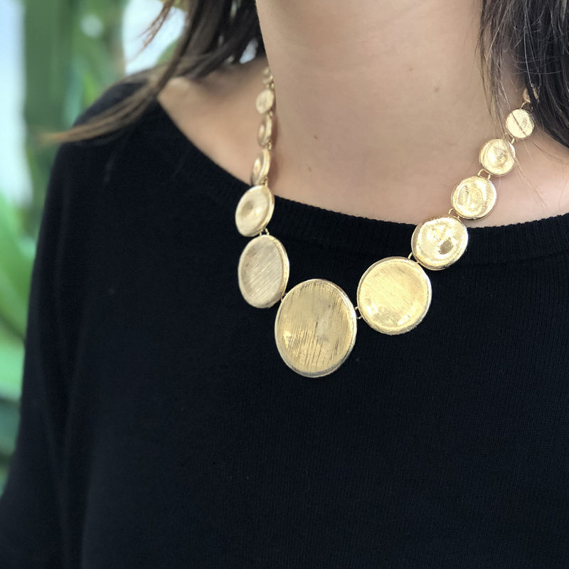User Generated Content for WILDE Rio Necklace in Gold